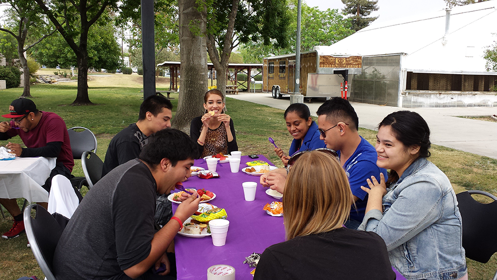 ASL Club Picnic