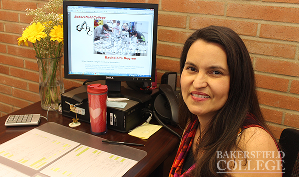 Cynthia Quintanilla in Counseling