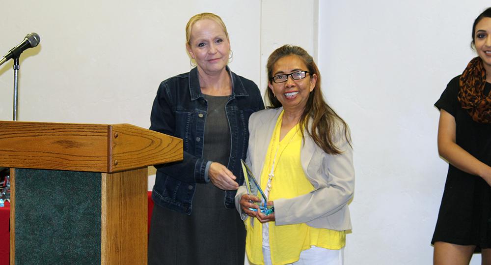 Award from Bonita