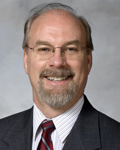 Head Shot Photo of Don Chrusciel VP of Finance Administrative Services