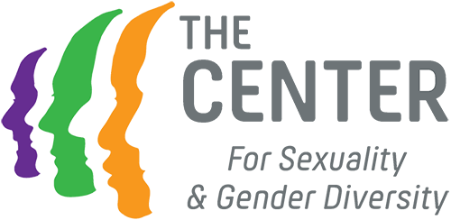 Logo for The Center for Gender Sexuality and Diversity