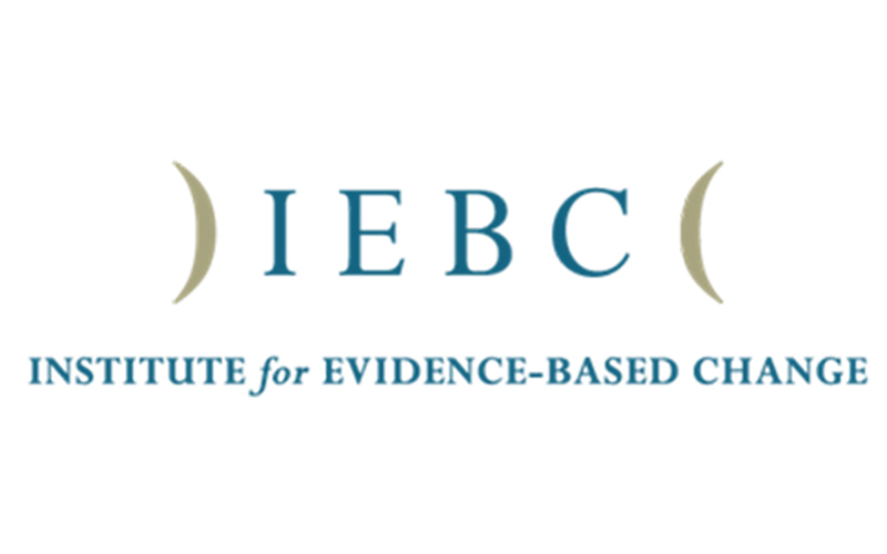 Institute for Evidence Based Change
