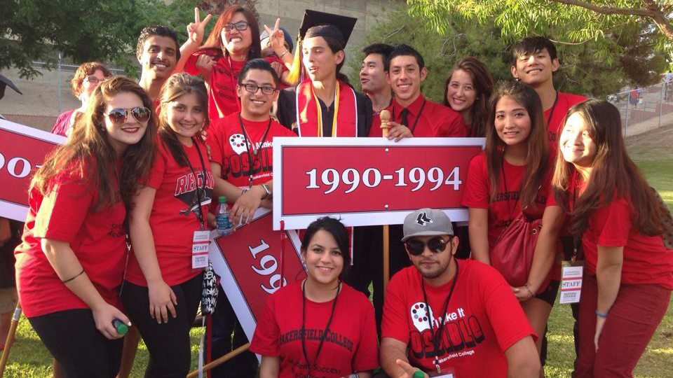 Bakersfield College International Students