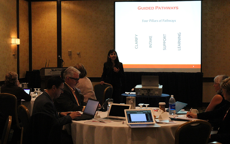 October 11th, 2016 Guided Pathways Convening