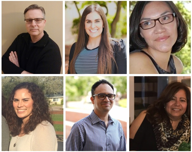 Collage of the Institutional Effectiveness Team