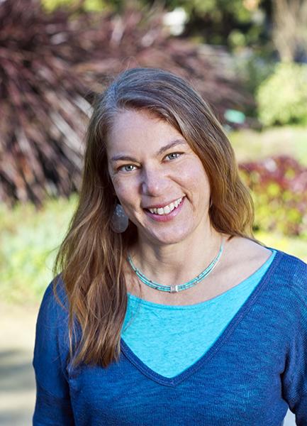 Dashka Slater author portrait