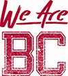 """We are BC"" artwork"