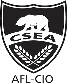 CSEA AFL-CIO logo