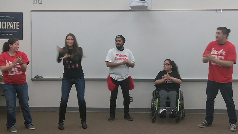 Deaf Rap - ASL Literature Fall 2016