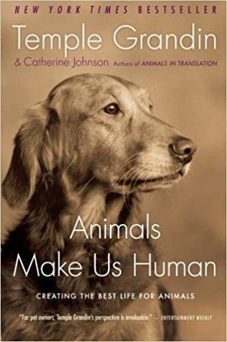 Animals Make Us Human book cover