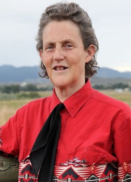 Temple Grandin author portrait