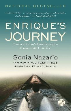 Enrique's Journey book cover