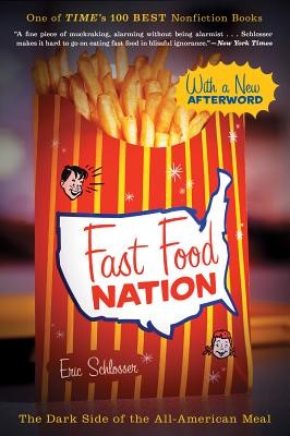 Fast Food Nation book cover
