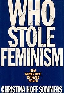 Who Stole Feminism book cover