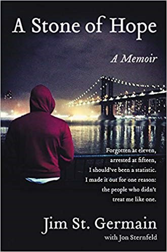 A Stone of Hope: A Memoir book cover