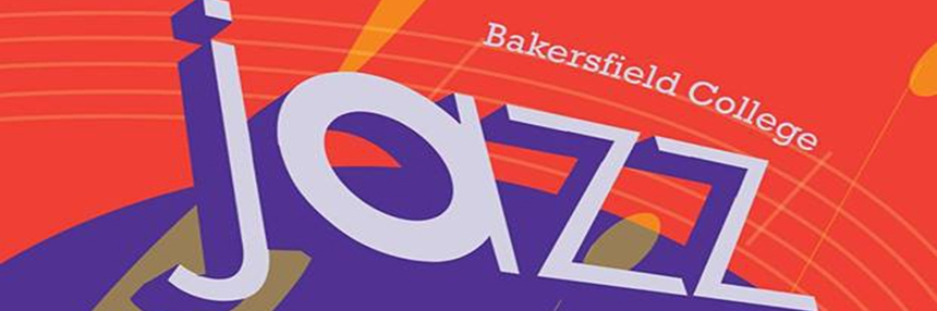 Bakersfield College Jazz Ensemble Header