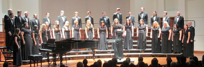 Bakersfield College Chamber SIngers