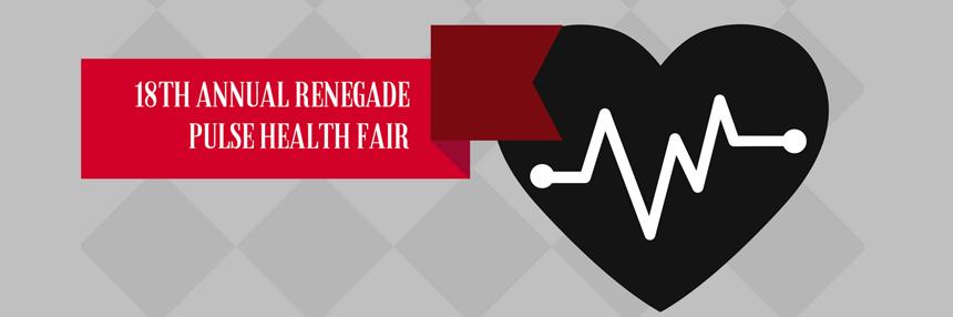 18th Annual Renegade Pulse Health Fair