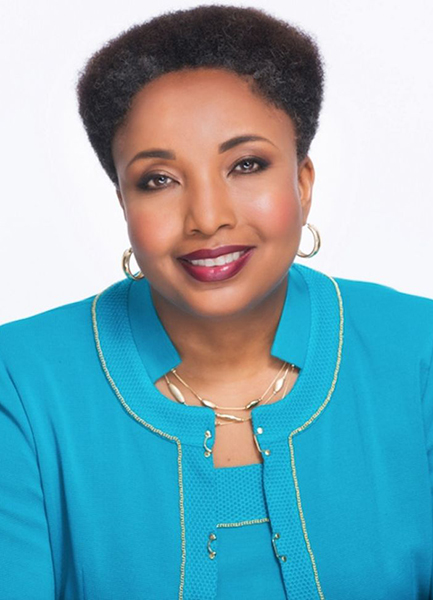 Carol Swain author portrait