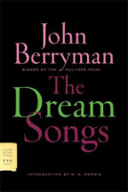 Cover of Dream Songs by John Berryman
