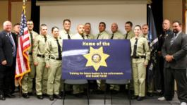 Bishop Law Enforcement Academy Graduates
