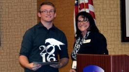 Havig Receives Community Youth Award