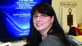 Cerro Coso English Professor Dr. Christine Swiridoff