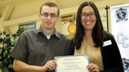 Walecke ESCC Student of the Year