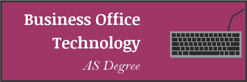 Business Office Technology Degree