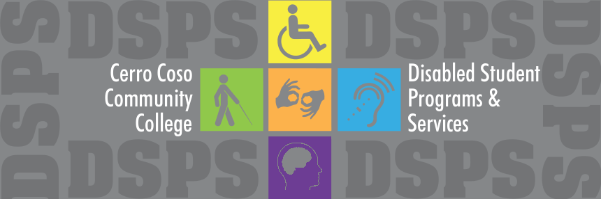 Disabled Student Programs and Services (DSPS)