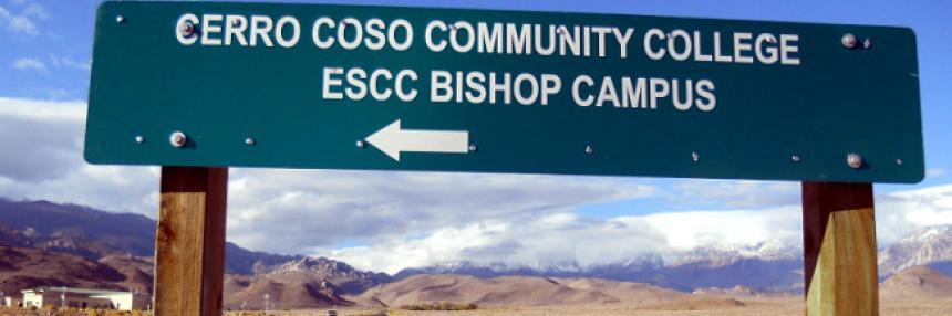 ESCC Road Sign