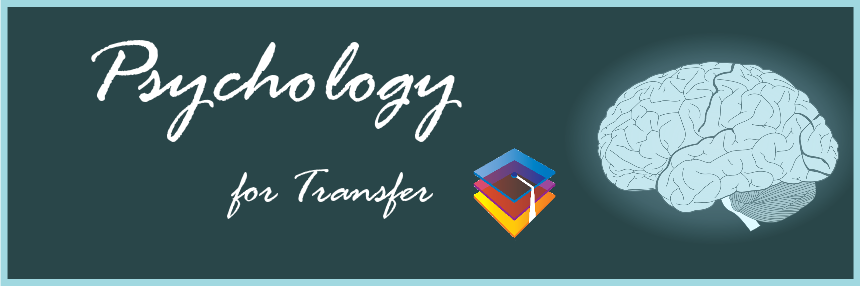 Psychology for Transfer