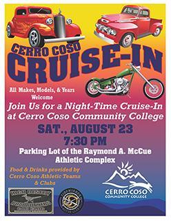 Cruise-In Auto Show at Cerro Coso