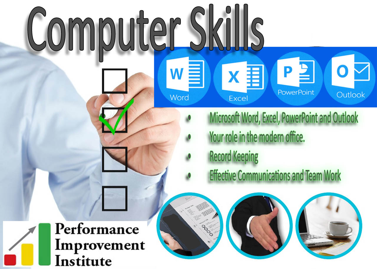 Computer skills and their role in employment