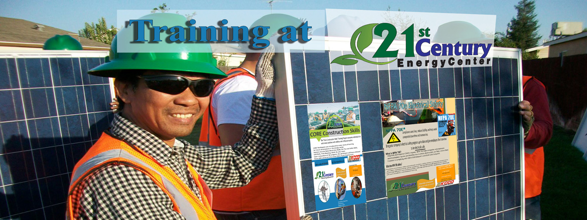 Training at 21st Century Energy