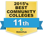 2015's Best Community Colleges